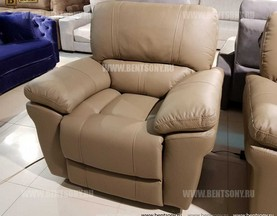 Кресло Марриот (Реклайнер, Натуральная кожа) каталог