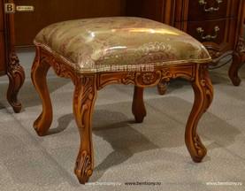 Пуф классический Флетчер (ткань) каталог мебели