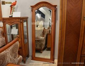 Зеркало в полный рост Флетчер (массив дерева) интернет магазин