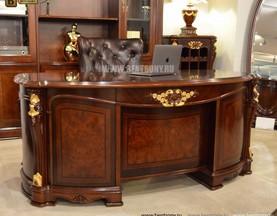 Письменный стол Вагнер А (Массив дерева, Классика) каталог с ценами