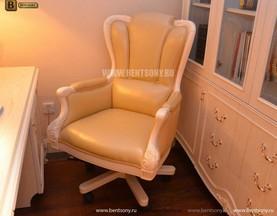 Кресло Кабинетное Флетчер-W купить в Москве