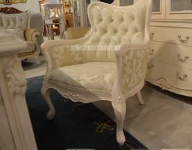 Кресло Флетчер-W (Классика, ткань) каталог мебели с ценами