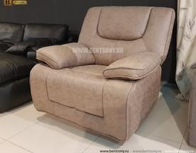 Кресло Прецо с реклайнером (Механизм качания, Ткань) купить
