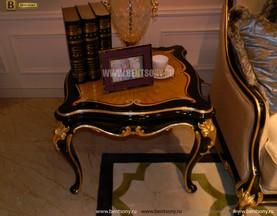 Стол журнальный Конкорд В маленький (Массив, дерева) магазин Москва