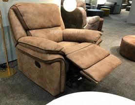 Кресло Ларецо с Реклайнером в интерьере