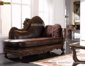 Классическая кушетка ДельМондо каталог мебели с ценами