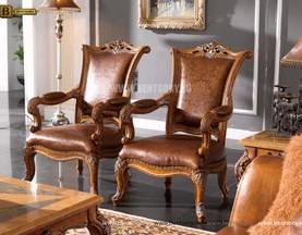 Классическое кресло L256