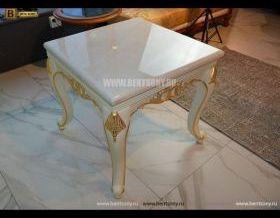Стол чайный Амадео (Классика, патина) для дома