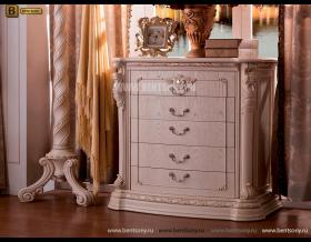 Комод Вирджиния 5-ти ящичный (Классика, массив берёзы) каталог мебели