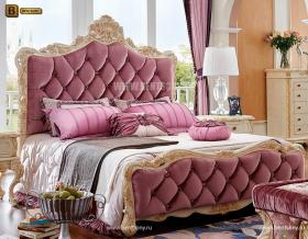 Кровать Белмонт-W А (Классика, Ткань) официальный сайт цены