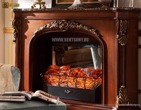 Накладка на камин Батлер (деревянная столешница) каталог мебели с ценами