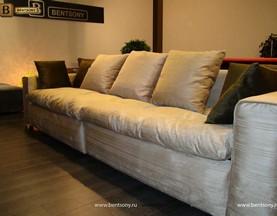 Beniamino прямой с подушками