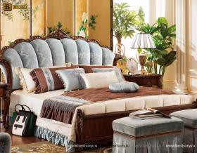 Кровать Батлер А (Классика, Ткань) фото