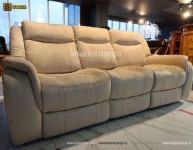 Диван Дентро с реклайнерами каталог мебели с ценами