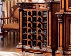 Винный шкаф Монтана (Массив дерева, классика) купить
