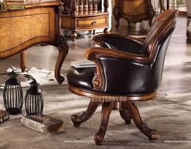 Кресло Кабинетное крутящееся Дакота А каталог мебели с ценами