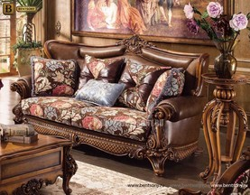 Диван Дакота E (Классика, массив дерева) каталог мебели с ценами