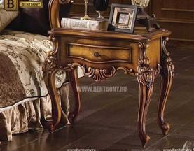 Тумба Прикроватная Дакота C (Классика,резные ножки) каталог мебели