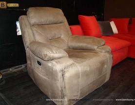 Кресло Амелия ( Алькантара) фото