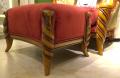 Кресло классическое для отдыха Лоренс с подушкой (Ткань) магазин