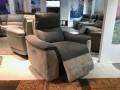 Кресло Либеро (Реклайнер, Натуральная Кожа, Алькантара) каталог с ценами