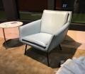 Кресло Соризо (Натуральная кожа, Металлические ножки) цена