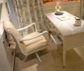 Кресло Кабинетное Фримонт-W белое для квартиры