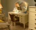 Стол туалетный Фримонт-W В с зеркалом (Классика, массив дерева) в СПб