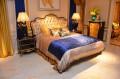 Классическая Спальня Конкорд (Обивка ткань) каталог мебели с ценами