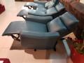 Кожаное Кресло Анголо (Реклайнер) сайт цены
