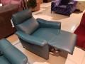 Кожаное Кресло Анголо (Реклайнер) магазин