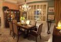 Витрина 4-х дверная Фримонт (Массив дерева, классика) каталог мебели с ценами