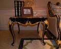 Стол журнальный Конкорд В маленький (Массив, дерева) в интерьере