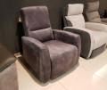 Кресло Бокко (Реклайнер, Ткань) фото