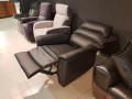 Кресло Фернандо с реклайнером (Натуральная кожа) для квартиры
