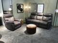 Кресло Сегретто с реклайнером (Натуральная кожа) сайт цены