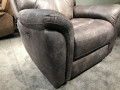 Кресло Сегретто с реклайнером (Натуральная кожа) цена