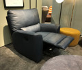 Кресло Тордино с реклайнером (Натуральная кожа) купить в СПб