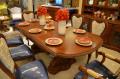 Обеденный стол Монтана (Раскладной, массив дерева) купить в СПб