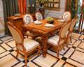 Столовая Белмонт с прямоугольным столом (массив дерева) каталог мебели