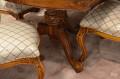 Столовая Флетчер, стол раздвижной (Классика, массив дерева) для дома
