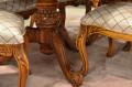 Столовая Флетчер, стол раздвижной (Классика, массив дерева) магазин Москва