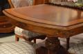 Столовая Флетчер, стол раздвижной (Классика, массив дерева) фото