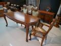 Обеденный стол Монтана (Классика, массив дерева)  для дома