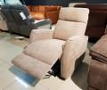 Кресло Вестито система Лифт-ап, Электрореклайнер и подголовник фото