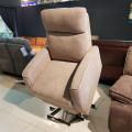 Кресло Вестито система Лифт-ап, Электрореклайнер и подголовник для дома
