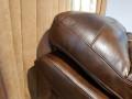 Диван Редфорд тройной(Реклайнеры, Натуральная Кожа) фото