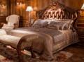 Кровать Белмонт E (Классика, Ткань) для квартиры
