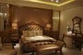 Кровать Белмонт D (Классика, Ткань) для дома