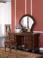 Классический стол туалетный с зеркалом L225